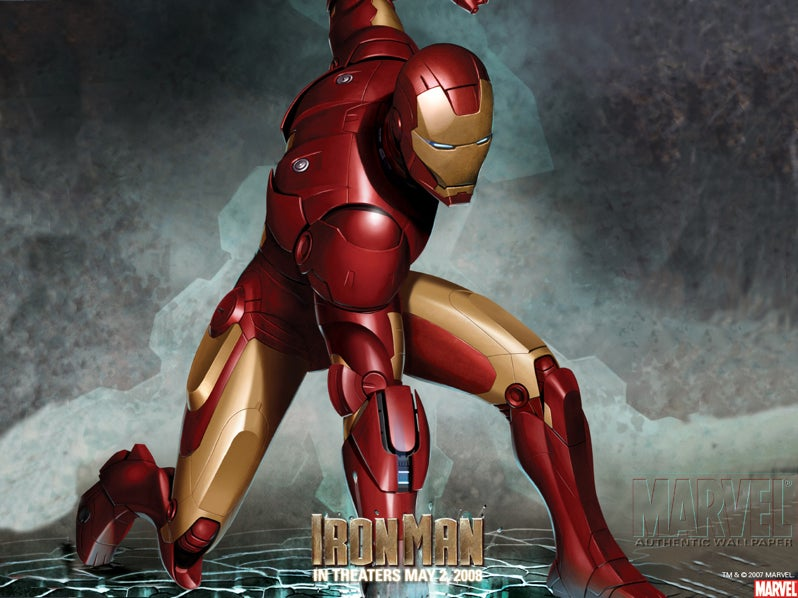 Marvel Really, Really Wants You To Know Iron Man Is Theirs