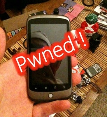 Nerds Win: Nexus One Rooted Before It's Even Officially Unveiled