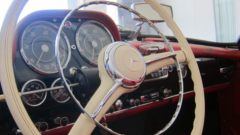 1961 Mercedes-Benz 190SL: The Jalopnik Classic Review