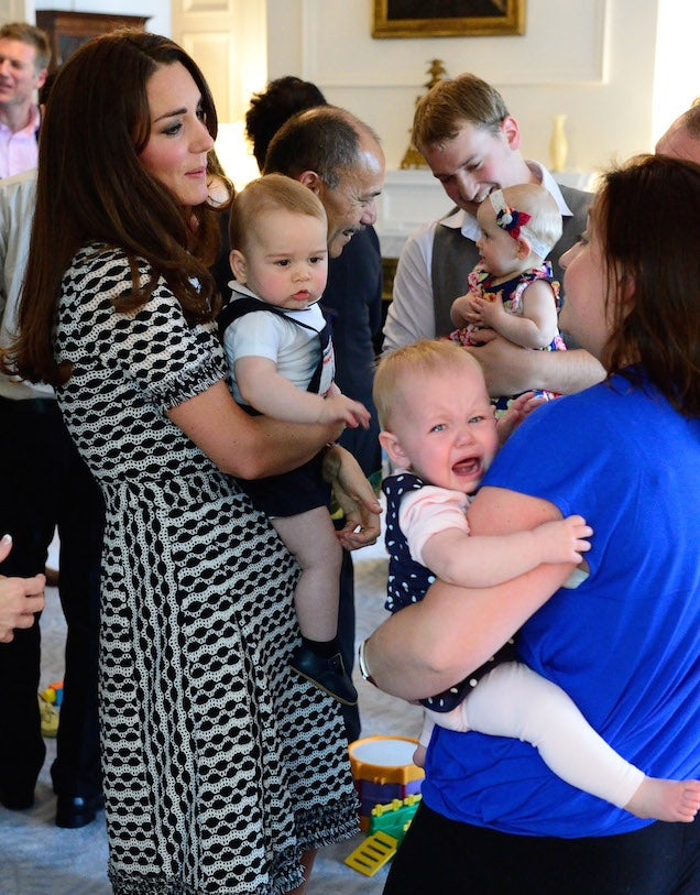 It's Time for England to Ask: Should Prince George Step Down?