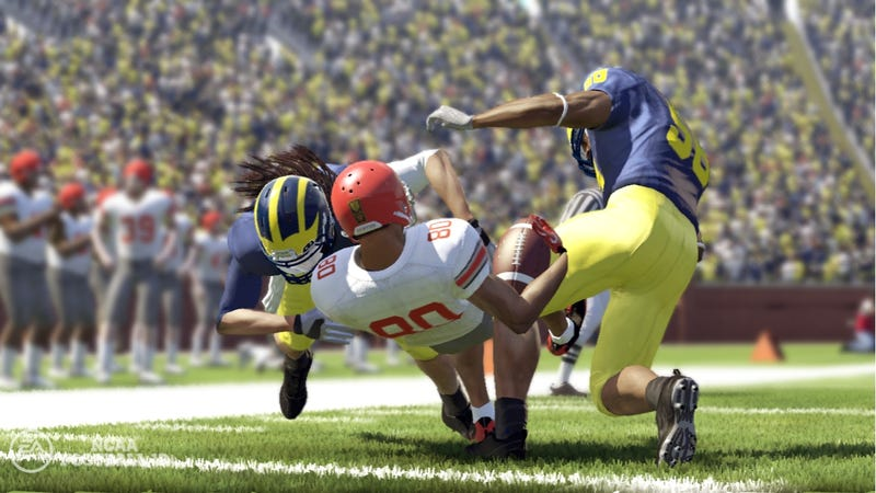NCAA Football Fans, Your Real Rosters Have Arrived (for Xbox 360)