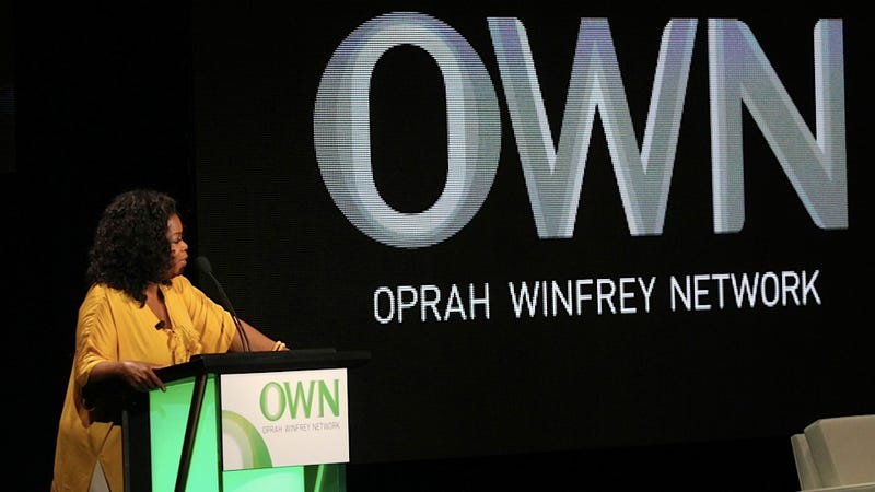 A Former Exec Is Suing the Oprah Winfrey Network for Sex Discrimination