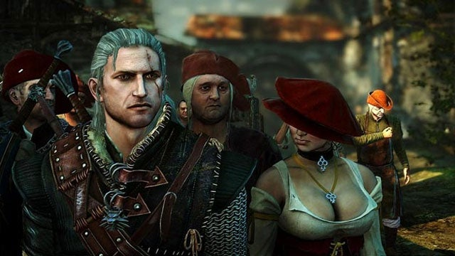 The Witcher Developers Abandon DRM Forever