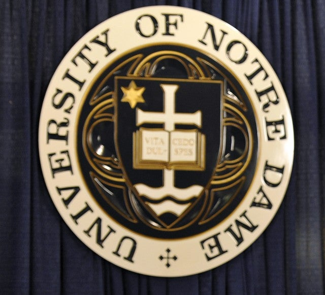 Officials Won't Prosecute Notre Dame Assault Case