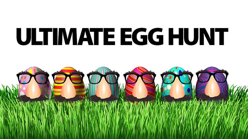 Everything You Need to Host the Ultimate Egg Hunt