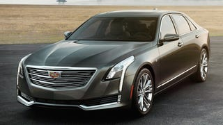 2016 Cadillac CT6: This Is It (Updating)