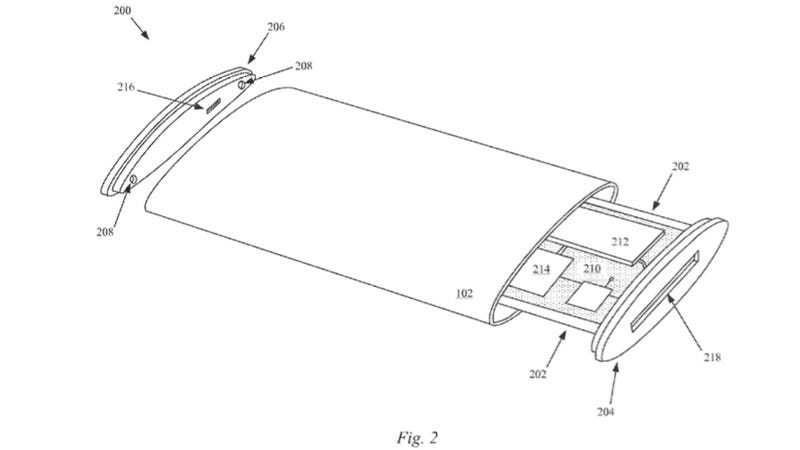 New All-Glass iPhone Patent Looks Ridiculous