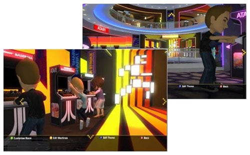 Xbox 360 May Get Its Own Avatar Arcade