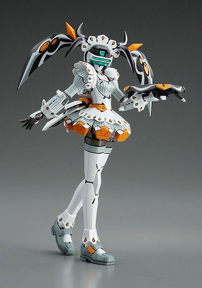 New Virtual On Figures Appeal To Sexy Maid Mech Fetishist(s)