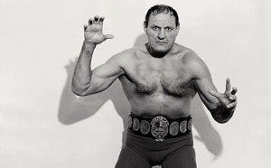 Walter 'Killer' Kowalski, Wrestler