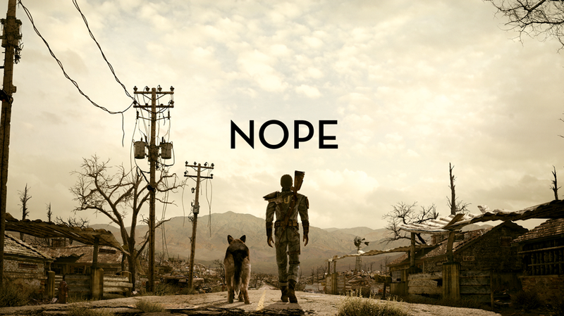 That 'Fallout 4 Teaser Website' Was A Hoax
