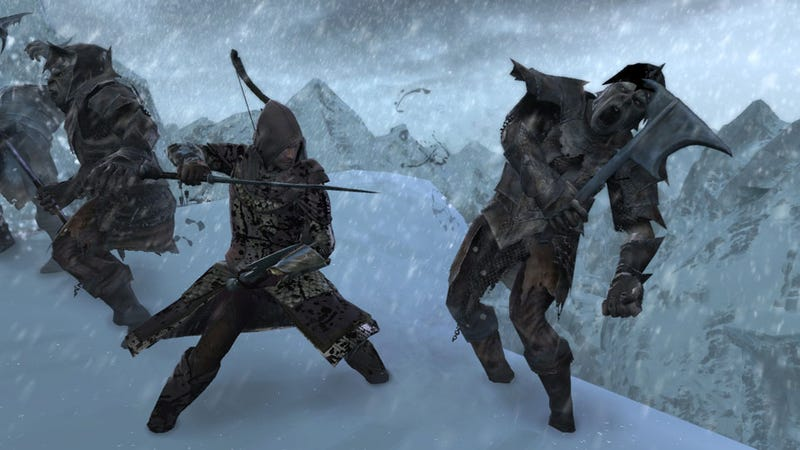 The Lord of the Rings: War in the North Is The D-Day of Middle Earth, Only With Sweet Loot