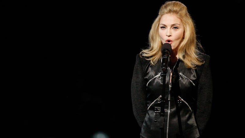 Stalker Caught in Madonna's London Home