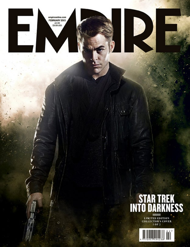 Star Trek Into Darkness Promo Images