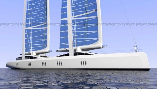 Project GreenJet is the Next Step Towards Fully Automated Sailing Yachts