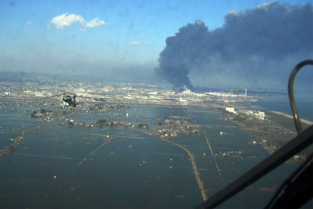 Second Explosion at the Fukushima Daiichi Nuclear Plant