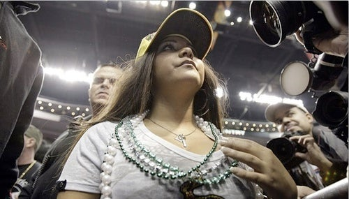 Philadelphia Wing Bowl 18: They Did It All For The Snooki