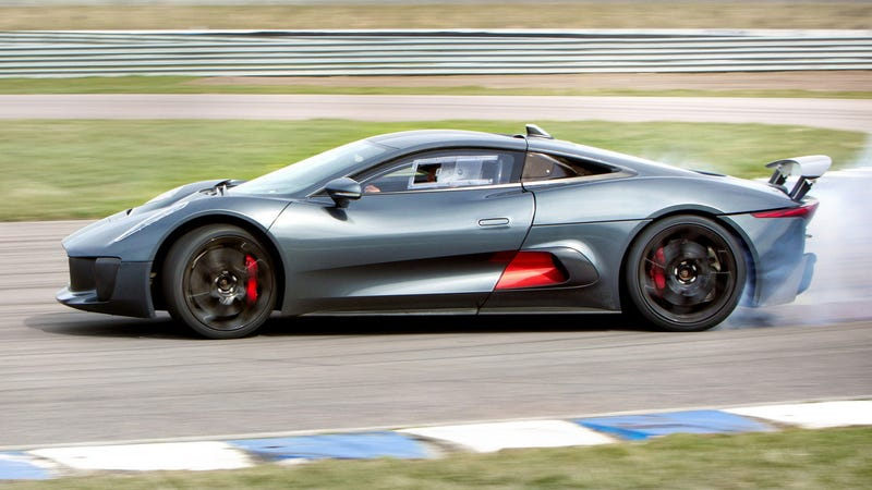 The Ten Best Cars That Never Get Made