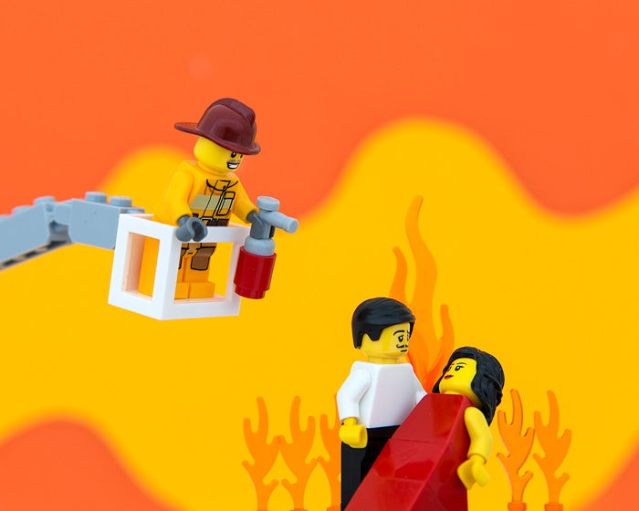 The Fifty States, Now In Pleasing LEGO Form