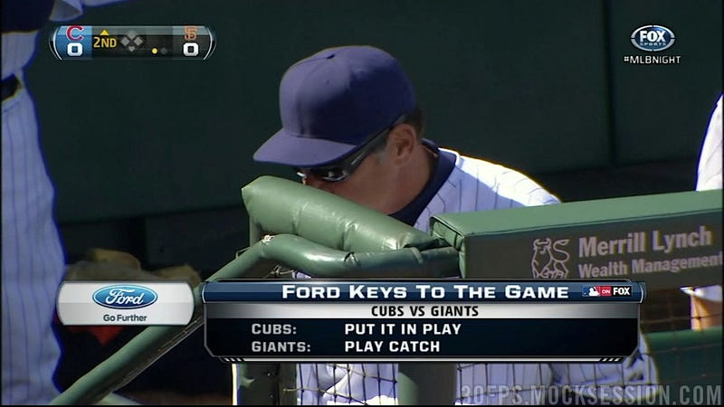 Fox's Baseball Analysis Continues To Get More In-Depth