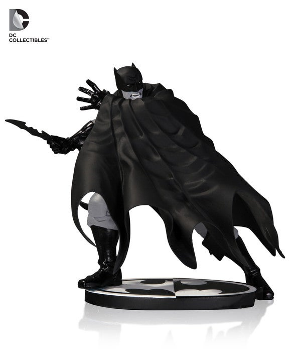 The Arkham Knight And Other Newly Revealed DC Toys