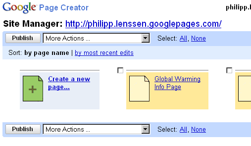 Philipp Lenssen's Top Google Apps Tips