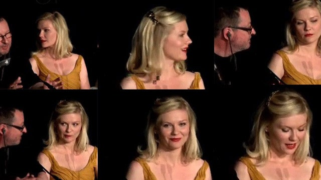 COTD: Kirsten Dunst's reaction shots edition