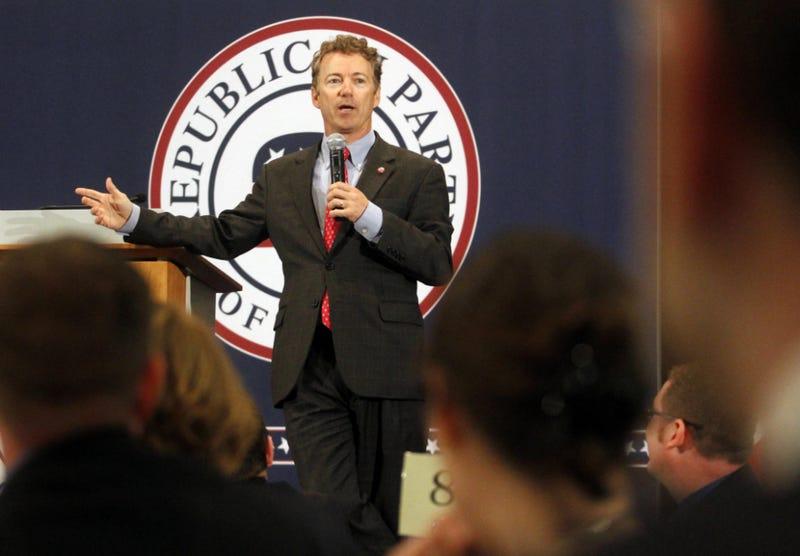 Rand Paul Believes Nefarious Make-Believe IRS Memo Must Be Revealed