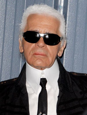 Deep Thoughts With Karl Lagerfeld