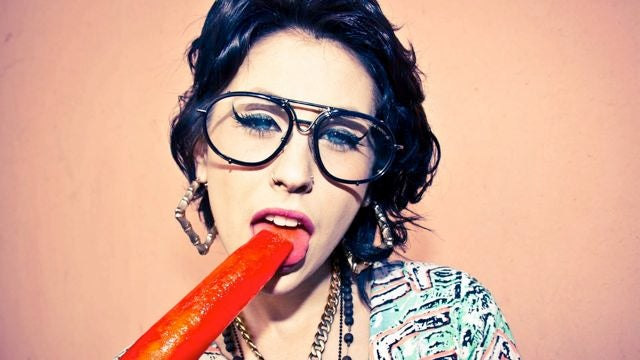 Kreayshawn Says There Are, Like, Times When It Sucks Being White, You Know?