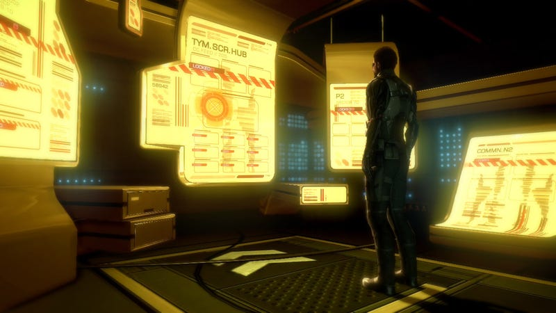 Deus Ex: Human Revolution's Review Scores Are Perfectly Natural