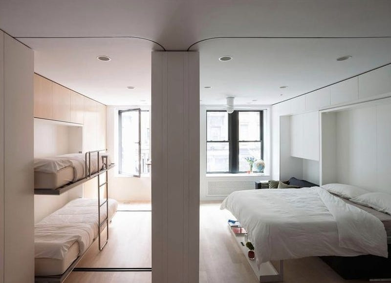 A Famously Tiny NYC Apartment Is For Sale For Almost $1 Million