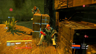 Player's Secret Weapon In <em>Destiny</em>'s Multiplayer Is...Sitting