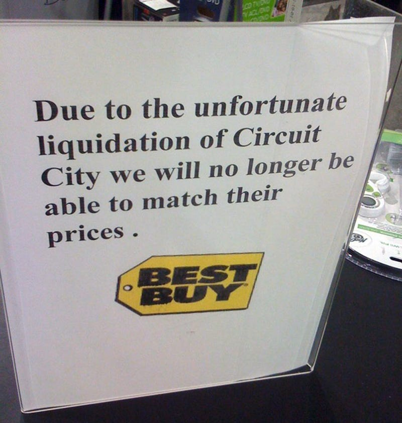 Best Buy States the Obvious