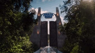 Ominous New <em>Jurassic World</em> Teaser Gives Us Chills And DINOSAURS