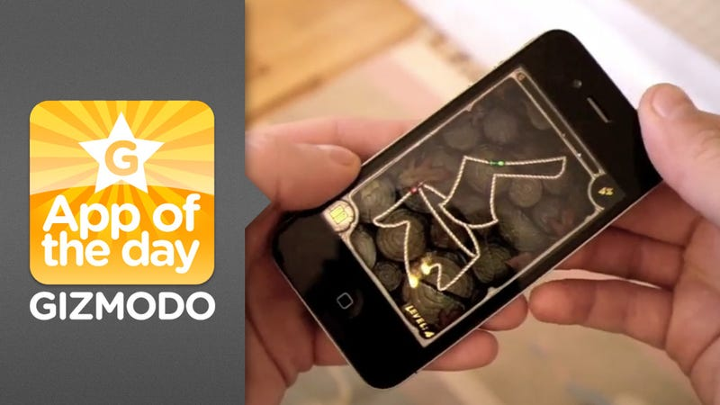 App of the Day: Burn the Rope for iPhone