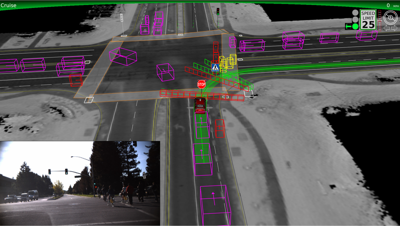 How Google's Self-Driving Car Is Tackling the Chaos of City Streets