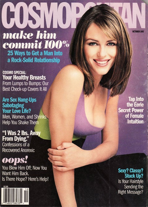 30 Years Of 'Cosmopolitan': It's All About Sex & Hair