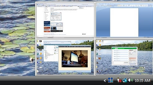 Microsoft Desktops Gives Windows Super-Simple Multiple Desktops