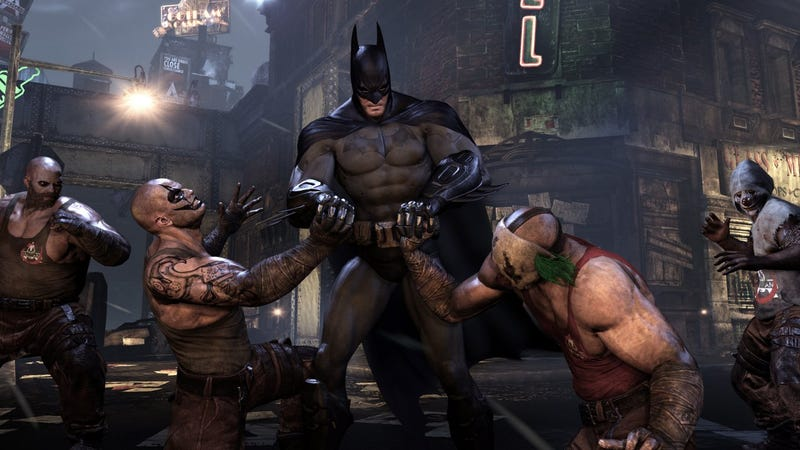 Finding an Even Better Brawl in Batman's City