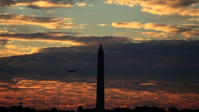 The D.C. Earthquake Cracked the Washington Monument