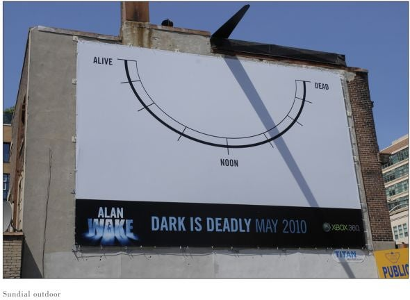 Can We Give Alan Wake An Award For Best Ads?