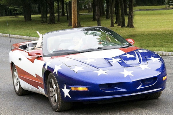 Stars, Stripes, Scoops and Flares