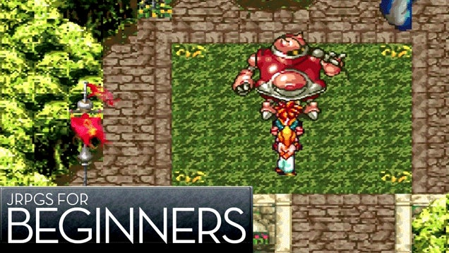 The Best JRPGs For Beginners