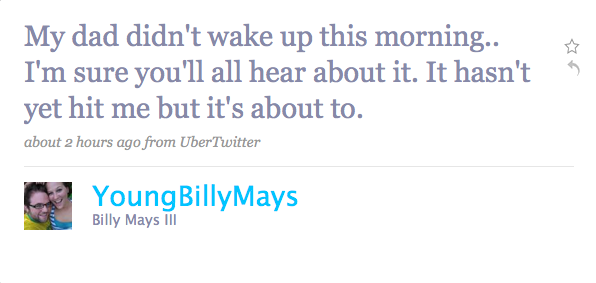 Billy Mays: Mr. As-Seen-On-TV, Dead At 50