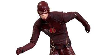 You're gonna have to wait 7 months if you want this <i>Flash</i> action figure
