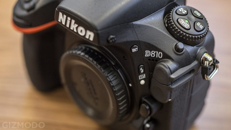 Nikon D810: Subtle Improvements For One of the Baddest DSLRs Around