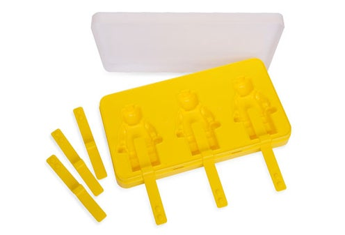 Lego Minifig Ice Pop Mold Makes Something Cool Even Cooler