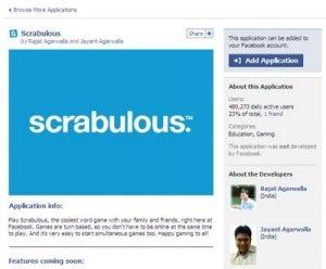 Scrabulous Is Dead