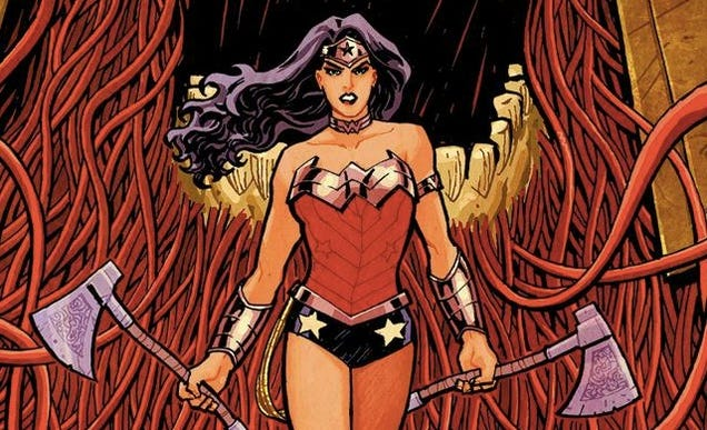 WB/DC Actually Wants A Female Director For The Wonder Woman Movie